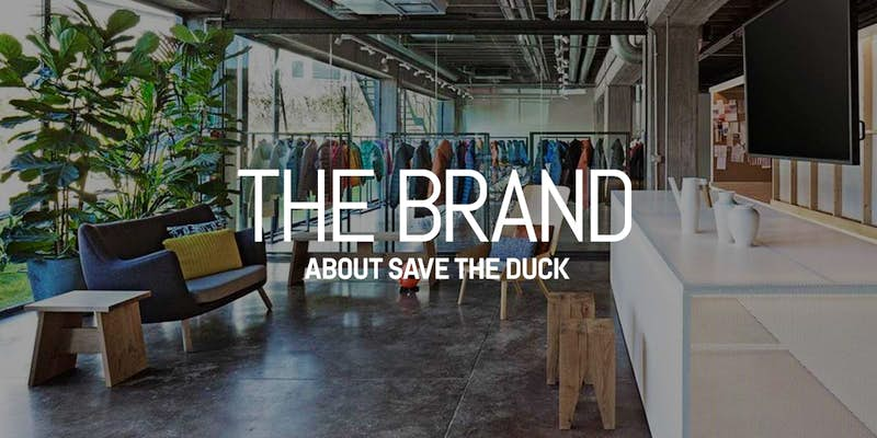 About Save The Duck Brand Features