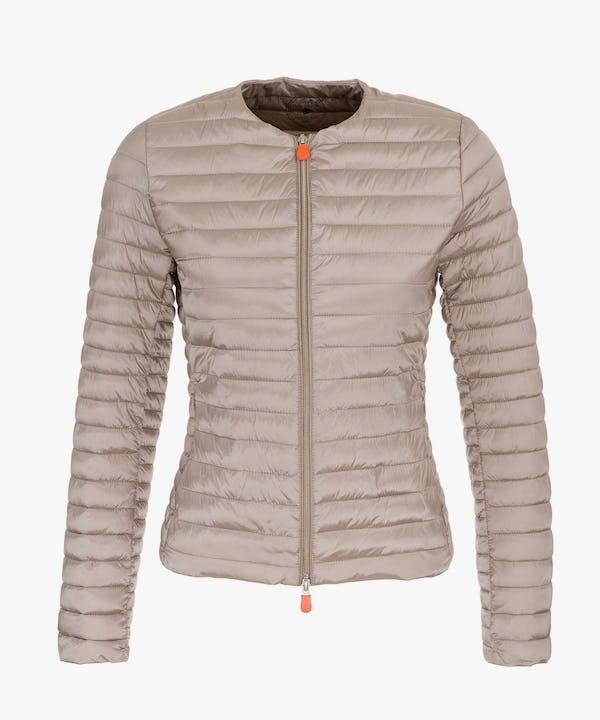 Women's Jacket in Pearl Grey