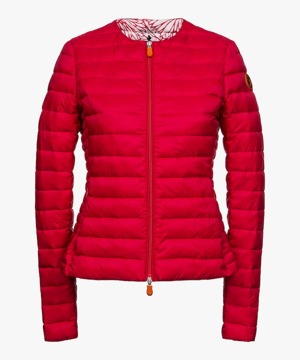 Women's Jacket in Paradise Red