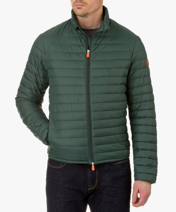Men's Jacket in Forest Green