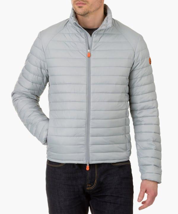 Men's Jacket in Opal Grey