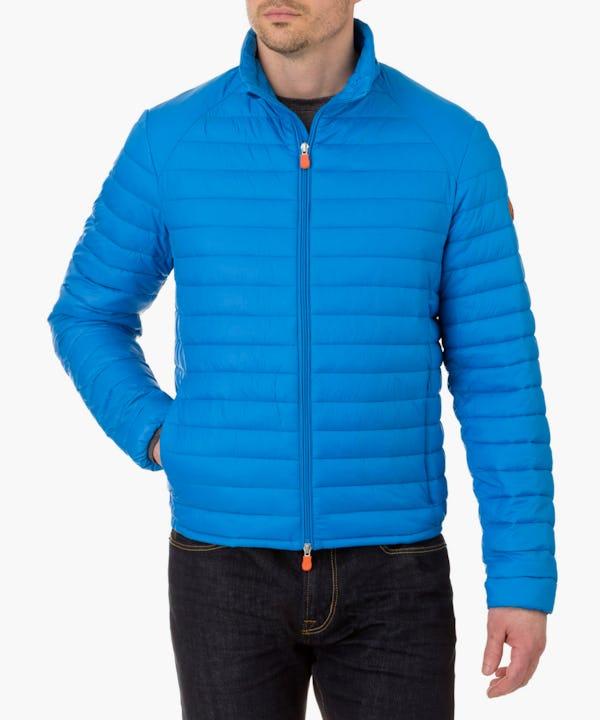 Men's Jacket in Ocean Blue
