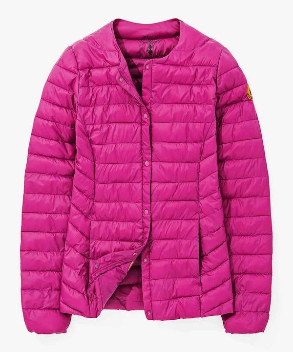 Light Weight Women Jacket in Pink
