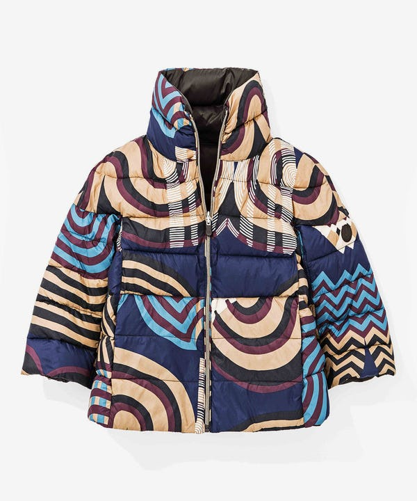 Women's Reversible Eskimo Jacket