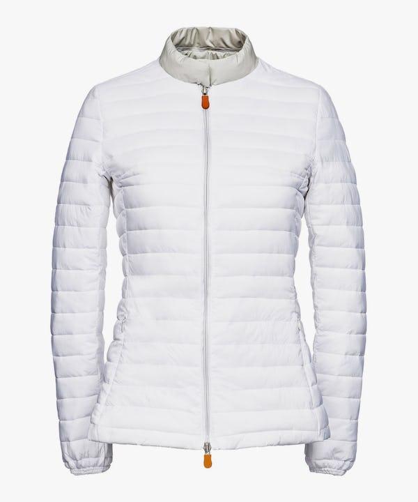 Women's Jacket in Ice Grey