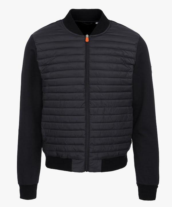 Men's Jacket in Blue Black