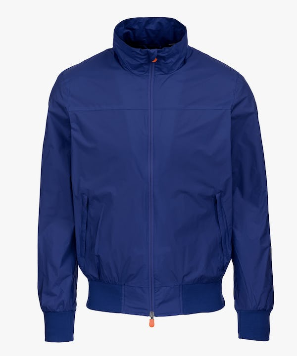 Men's Jacket in Deep Blue