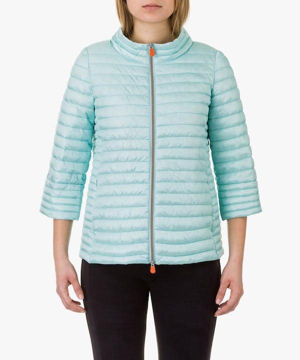 Women's Jacket in Crystal Blue