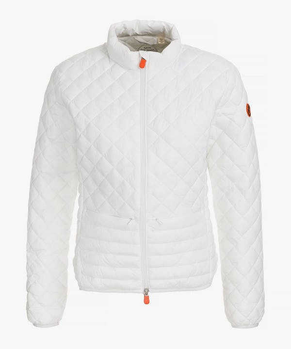 Women Jacket in White