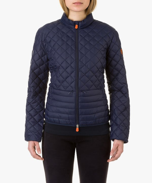 Women Jacket in Navy Blue