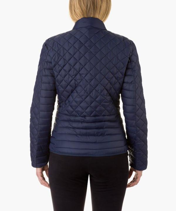 Women Jacket in Navy Blue