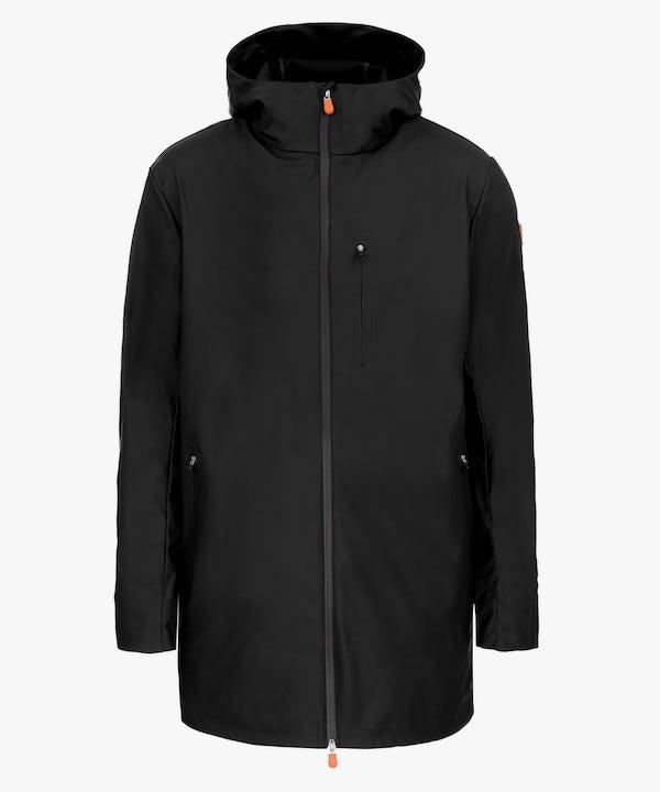 Men's Coat in Black