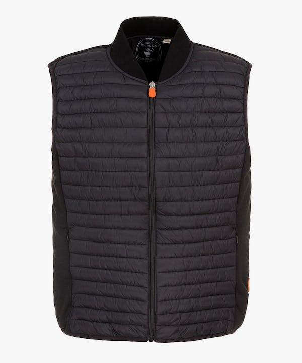 Men's Vest in Black