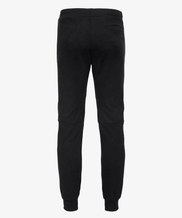Men's Sweatpants in Blue Black