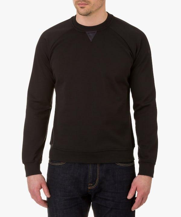 Men's Sweatshirt in Black