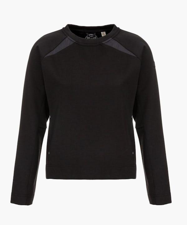 Women's Sweatshirt in Black