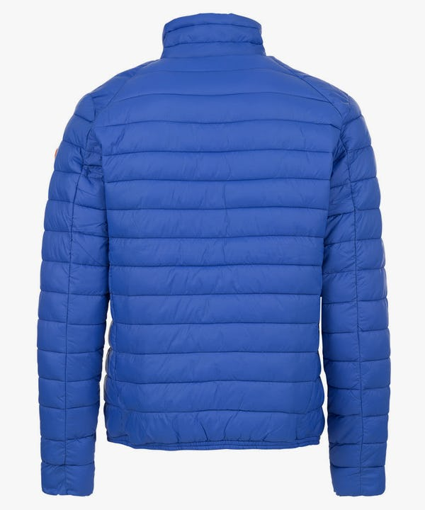 Men's Lightweight Puffer Jacket in Sapphyre Blue