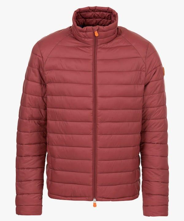 Men's Lightweight Puffer Jacket in Tibetan Red