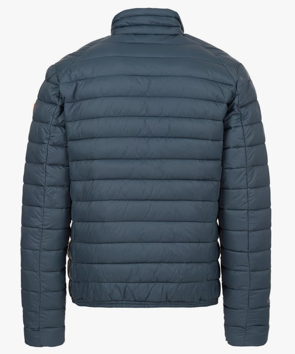Men's Lightweight Puffer Jacket in Shadow Blue