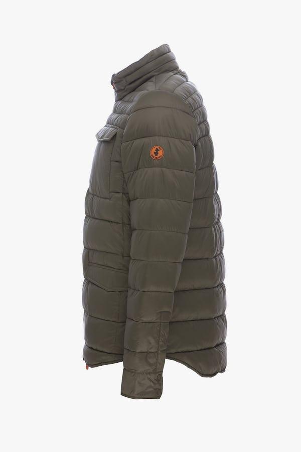 Men's Jacket in Dusty Olive