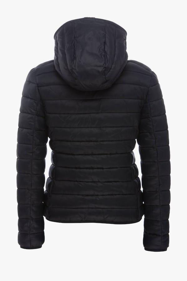 Women's Jacket in Blue Black