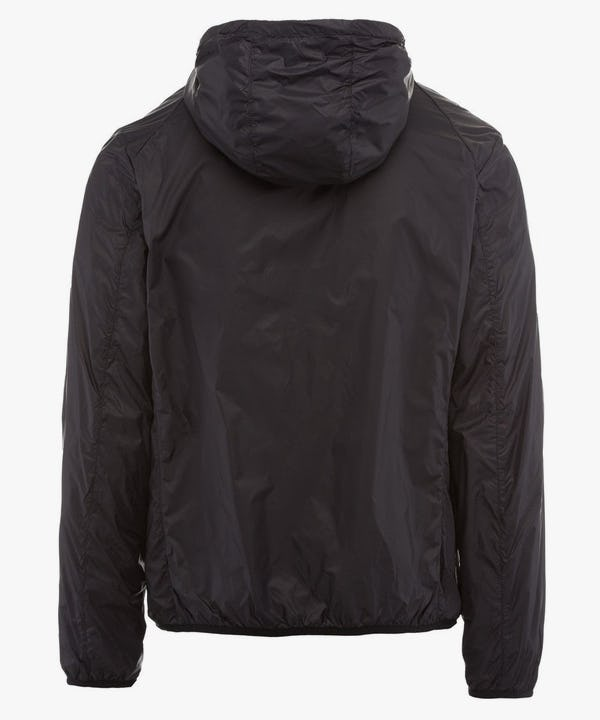 Men's Hooded Jacket in Black