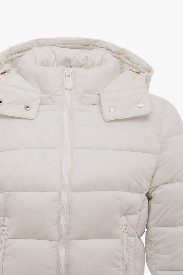 Women's Jacket in Off White