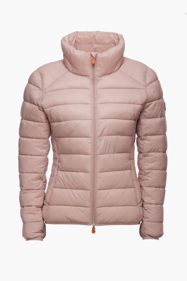 Women's Jacket in Blush Pink