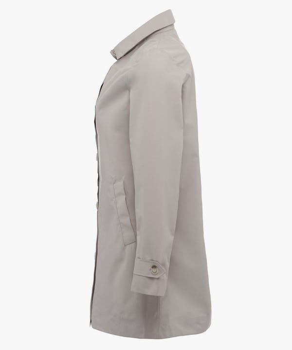 Women's Coat in Sand Beige