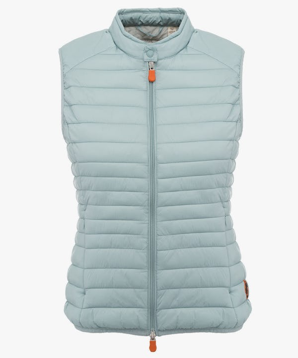 Women's Vest in Holiday Blue