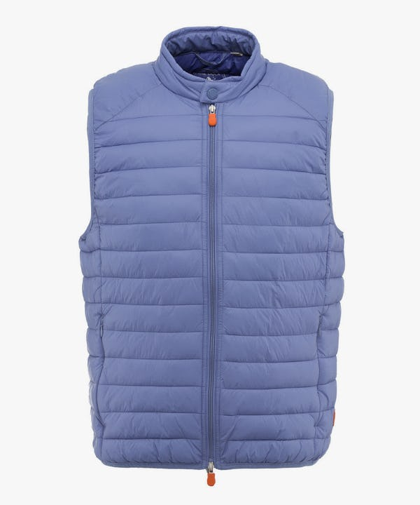 Men's Vest in Cloud Blue