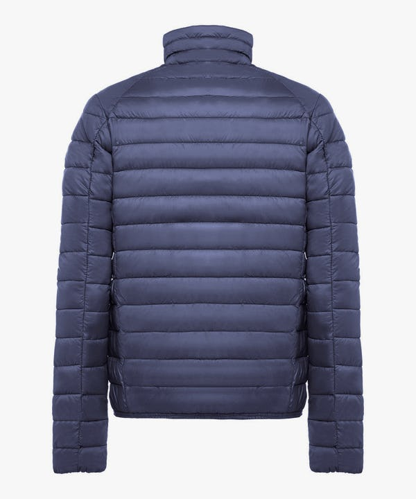 Men's Lightweight Puffer Jacket in Eclipse Blue
