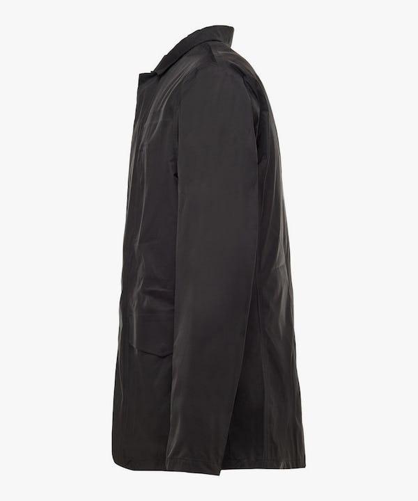 Men's Water-Repellent Over Jacket in Black