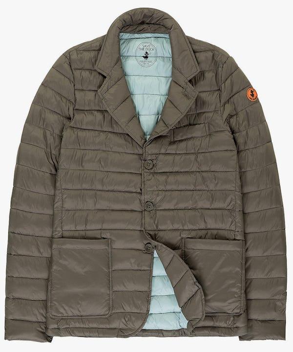 Men's Jacket in Turtle Dove