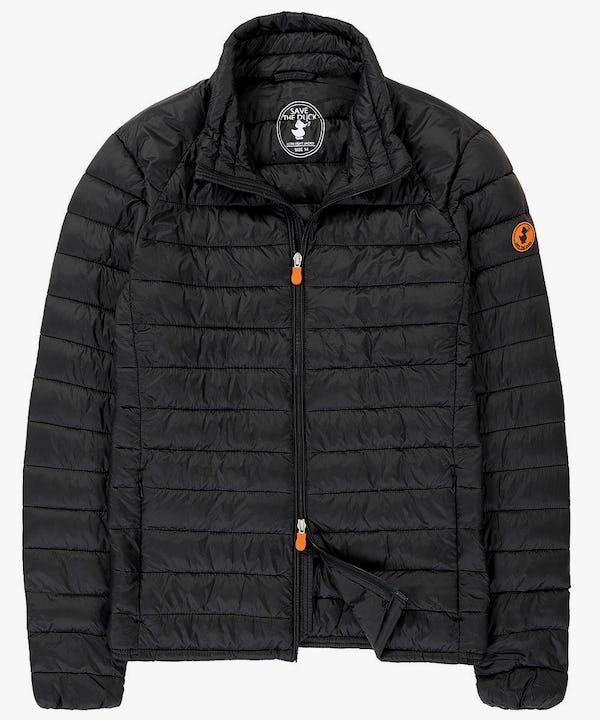 Lightweight Men's Jacket in Black