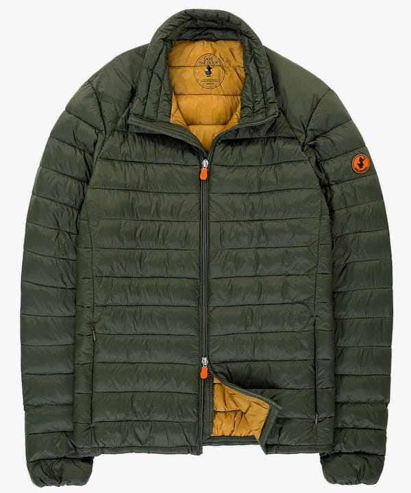 Lightweight Men's Jacket in Cypress Green
